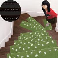 야광 미끄럼방지 계단 패드