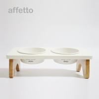 아페토 웰 원목식탁 세트(아이보리)