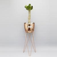 샤이니 화분 스탠드(L)-14.5(지름) x 40cm