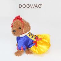 [도그웨그 DOGWAG] 강아지&고양이 백설공주 코스튬