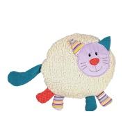 [생어] 보온물주머니 0.8L - 애니멀 고양이