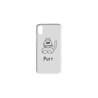 HIMAA PURR IPHONE CASE (유광)