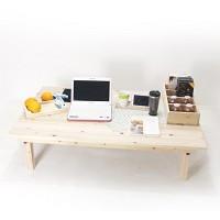 room_022. 원목 좌식 접이식 테이블(삼나무)