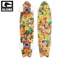 [GLOBE] 23 BANTAM ST GRAPHIC X TROPICAL X MINI PL CRUISER COMPLETE