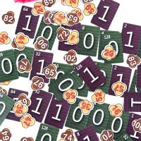 언플러그드 팝콘 코딩 보드게임 (8세이상,2진수)