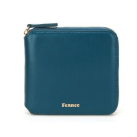 Fennec Zipper Wallet 지퍼 월렛 020 Sea Green