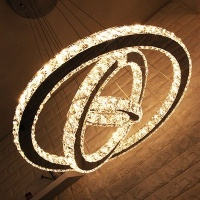 LED 피칸 샹들리에 펜던트등( 3단 )