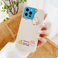 아이폰12 pro max/미니 고양이 카메라보호 슬림케이스