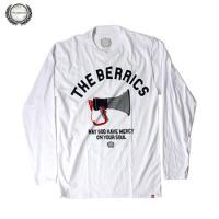 [THE BERRICS] MEGAPHONE L/S (White)