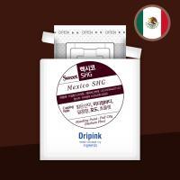 드립핑크 갓볶은 멕시코 SHG 10g 드립백커피