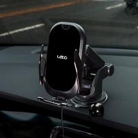 레토 차량용  자동 고속 무선충전거치대 15W LWC-C02A
