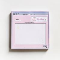 MPR 메모지 my diary memo pad