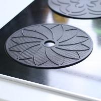 아야 실리콘 인덕션 보호매트 논슬립커버 유리섬유