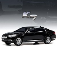 [JIGAMAREE]  기아 K9 수집용 자동차모형 (1:32)