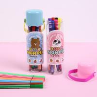[JY]애니멀프렌즈 12색싸인펜