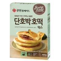 큐원 단호박호떡믹스 400g (프라이팬용)