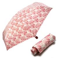 보그 5단 수동 우양산 - 핑크하트