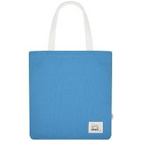 BASIC ECO BAG SKY BLUE