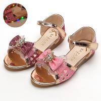 바쟈르 샤론 LED 샌들유아동 어린이 신발 라이팅신발