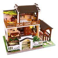 DIY 미니어처하우스 연꽃 피는 집