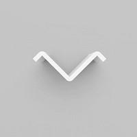미니큐빅스 이니셜 벽선반-V