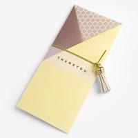 [인디고샵] 오리엔탈 카멜 돈 봉투 (2set)