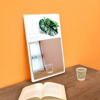 우드로하우스 인테리어 액자 벽거울 화장대거울 탁상거울
