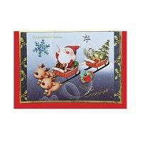 FS109-3 크리스마스카드 카드 성탄카드