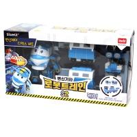 변신기차 로봇트레인S2 변신케이 디럭스세트