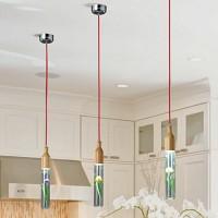 LED플라워 1등 (LED내장형) (화이트,옐로우,퍼플)