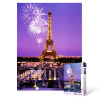 1000피스 직소퍼즐 - 파리 에펠탑의 축제