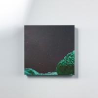 [타이드] 인테리어소품 캔버스액자 유토피아 (행성)