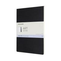 아트컬렉션-스케치 패드/블랙 A4