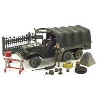 1/32 U.S. 6X6 1.5 TON CARGO TRUCK 1945 (UMX810180KH)