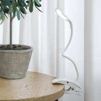 비바 LED 스탠드 [집게형](밝기조절가능/USB/충전용)