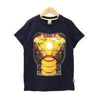 [Marvel 正品] Iron man body tee