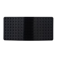 BRICKBRICK REGULAR       F-PLATE BLACK
