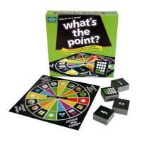 왓츠 더 포인트 보드게임 (8세 이상, 수학, 카드)