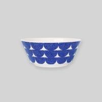 Night sea wave bowl M