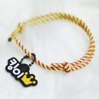 강아지목걸이 - 사선핫핑크 2컬러 15종(소형견용)
