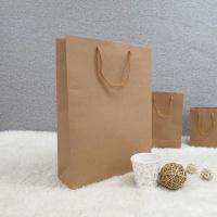 크라프트 쇼핑백 4호 선물포장 포장봉투 고급쇼핑백