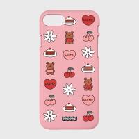 Kids bear-pink(color jelly)