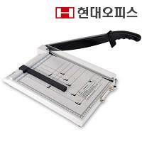 [현대오피스] 작두형 재단기 HANDY CUTTER A4