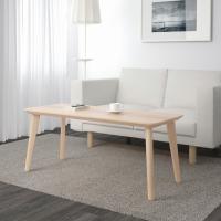 이케아 LISABO 커피테이블(118x50 cm)