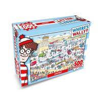 월리를 찾아라 직소퍼즐 500P 어수선한 공항