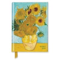 2019 다이어리 Van Gogh - Sunflowers