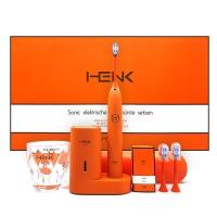 HENK 성인용 음파 전동칫솔 선물세트