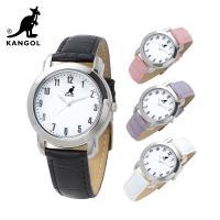 [KANGOL] 캉골시계 KG8045 PRIOR 캉골 여성 가죽밴드 시계