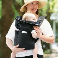신생아 아기띠 플레르 블랙