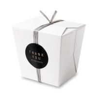 [인디고샵] 화이트 런치 박스 대 (2개)